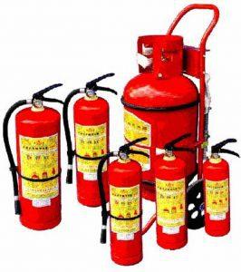 Thông tin hữu ích về việc sử dụng bình chữa cháy bạn cần biết